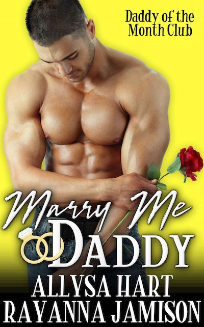 Marry Me Daddy cover