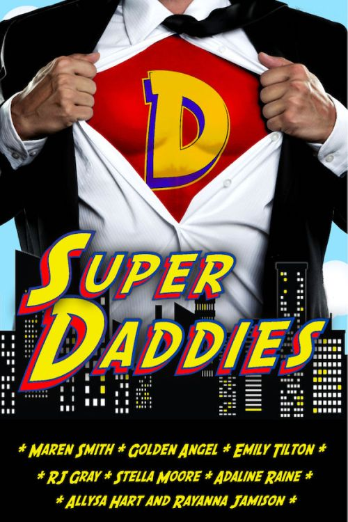 Supper Daddies cover